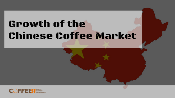 Growth of the Chinese Coffee Market