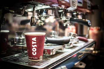 Costa Coffee Walks Over Competitors In The UK