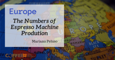 The Numbers of Espresso Machine Prodution