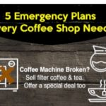 "5 ""B"" Plans for Coffee Shops"
