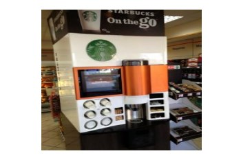 Starbucks Is Opening Self-Service Points in Russia