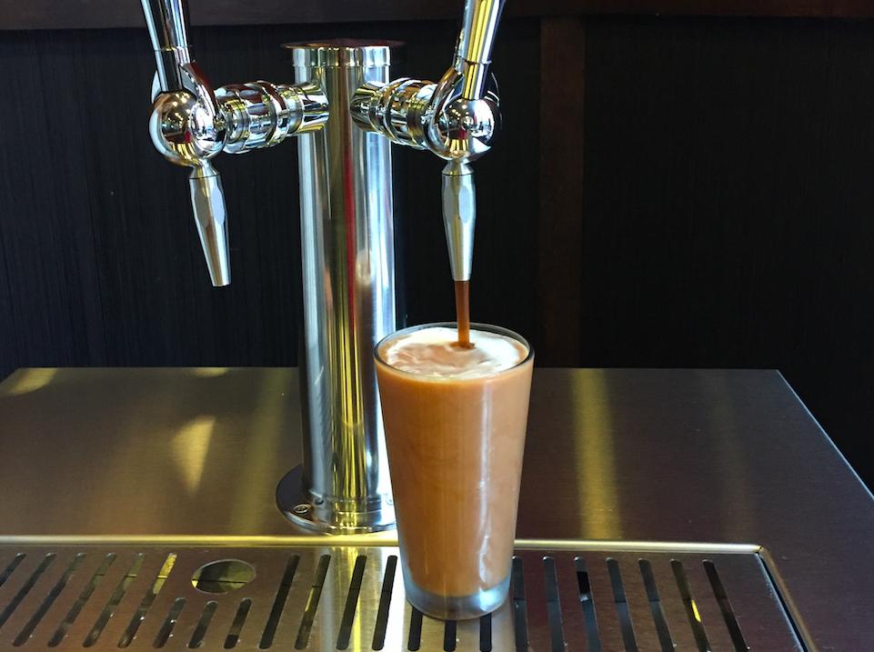 Coffeebi Starbucks Introduces Its Nitro Cold Brew Coffee