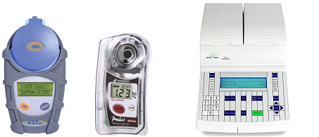 """Refractometers and the """"Perfect Cup"""""""
