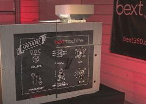 bext360 coffee industry machine