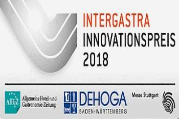 Intergastra innovation prize 2018