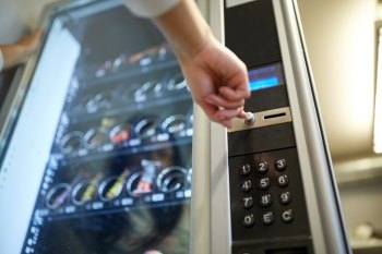 Increase in Exports for Italian Vending Machines