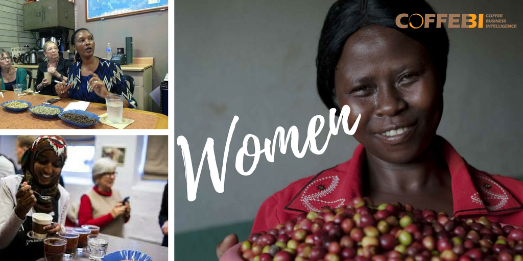 women s roles in the coffee industry Women playing a vital role in rwanda's economic development as contenders in the coffee industry in rwanda, coffee production is one of the fastest growing sectors.