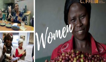 women in the coffee industry