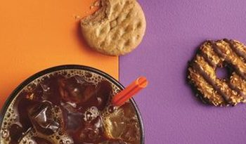 A coffee which tastes like Cookies: it's the new Dunkin' Donuts strategy