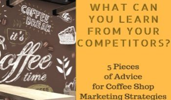 coffee shop marketing strategies