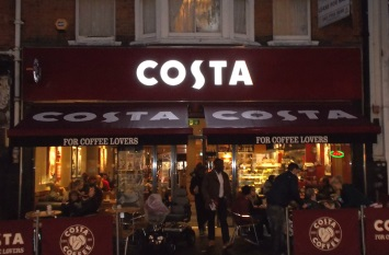 Whitbread intends to demerge Costa Coffee from its other activities and look at the impact Costa could have in China.