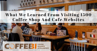 What We Learned From Visiting 1500 Coffee Shop And Cafe Websites