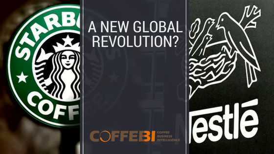 Nestlè and Starbucks, a new global revolution?