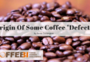 "Origin Of Some Coffee ""Defects"""