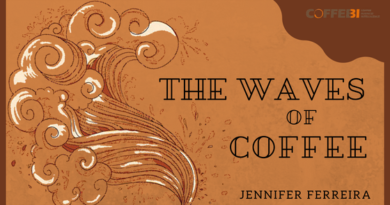 Thinking about the 'Waves' of Coffee