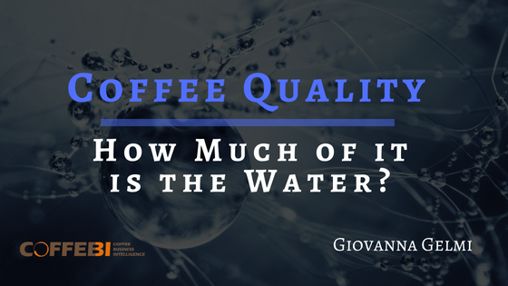 Coffee quality