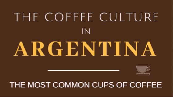 Espresso? It is the Top Choice for Argentinians