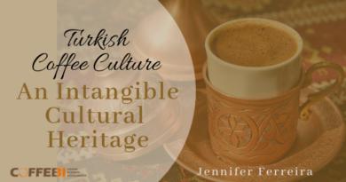 Turkish coffee culture
