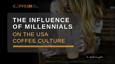 The Influence of Millennials on the USA Coffee Culture