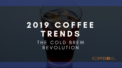 2019 Coffee Trends