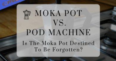 Moka Pot vs. Pod Machine, Is The Moka Pot Destined To Be Forgotten?