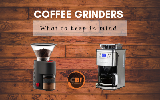 10 tips for coffee shops to choose a grinder