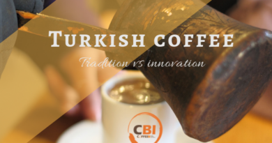 the Turkish coffee market