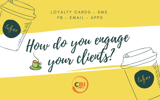 How do you engage your clients_