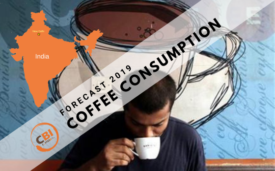 India's coffee forecast