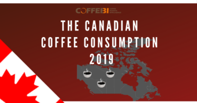The canadian coffee consumption