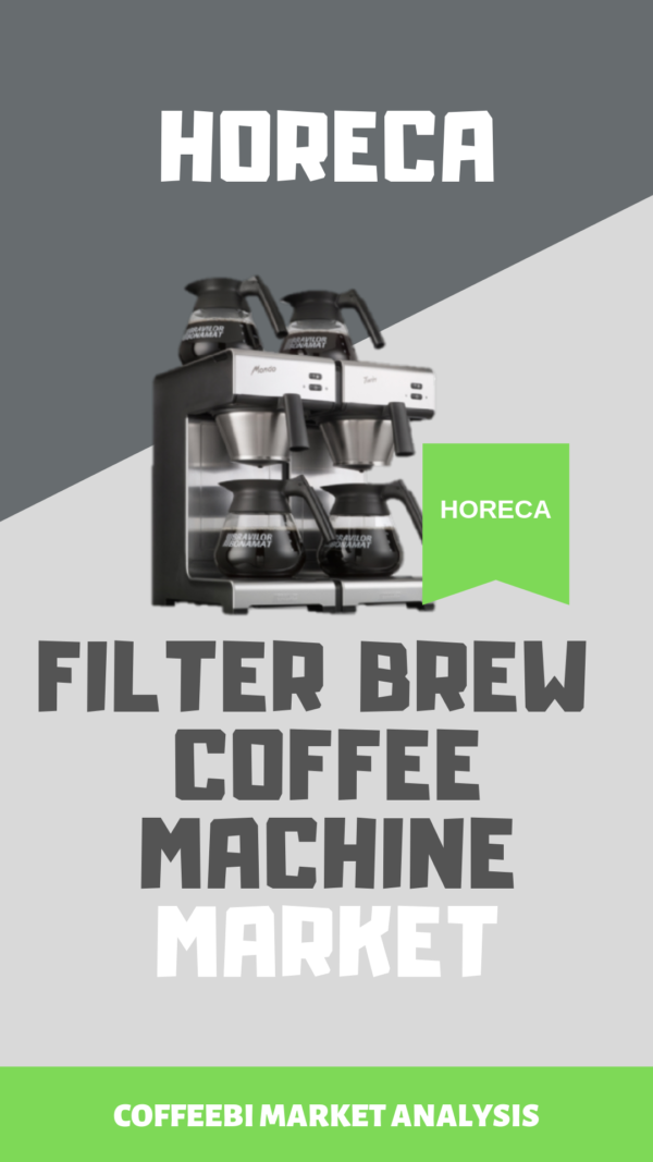 Horeca-Filter Brew Coffee Machine Market