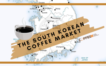 The South Korean coffee Market