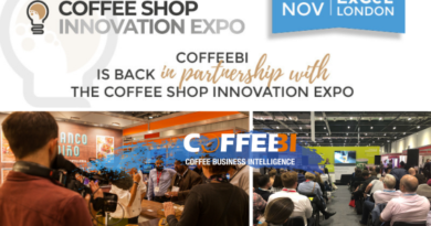 CoffeeBI are Back in Partnership with the Coffee Shop Innovation Expo