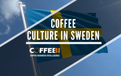 Coffee consumption in Sweden