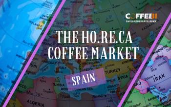 horeca coffee market spain