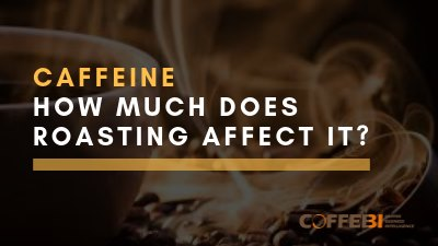Caffeine levels in coffee