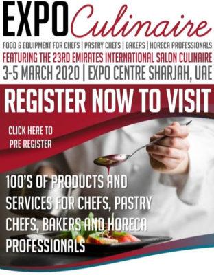 EXPO Culinaire @ Expo Centre Sharjah | Sharjah | Sharjah | United Arab Emirates