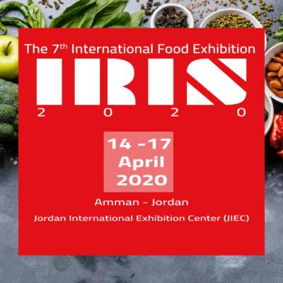 IRIS - International Food Exhibition 2020 @ Mecca Mall | Amman | Amman Governorate | Jordan