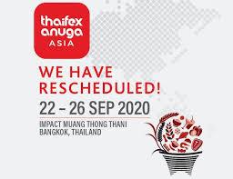 Thaifex - Anuga Asia 2020 @ IMPACT MUANG THONG THANI | Chang Wat Nonthaburi | Thailand